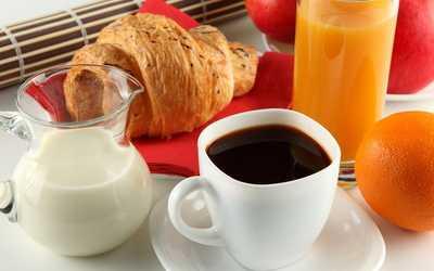 Завтраки и кофе по специальной цене