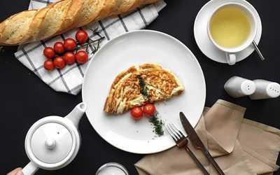 Завтраки каждый день