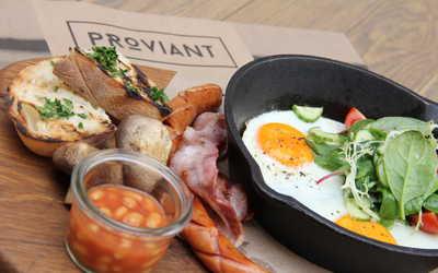 Завтраки в стиле Nordic