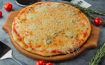 Новинка меню: Пицца 4 сыра
