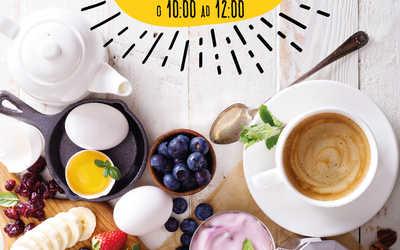 Завтраки с 10 до 12