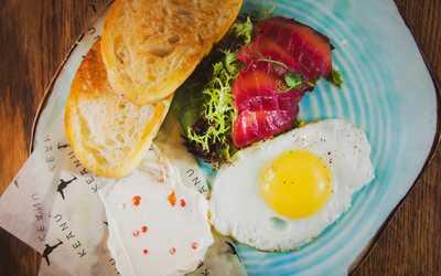 Новые зимние завтраки
