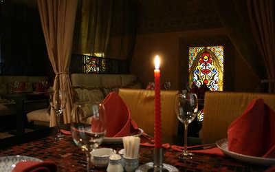 Банкетный зал ресторана Гюльчатай на Загородном проспекте