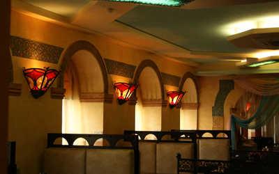 Банкетный зал ресторана Дастархан на Загородном проспекте