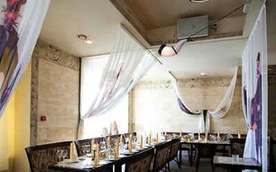 Банкетный зал ресторана Тбилисо на Сытнинской улице