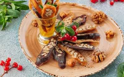 Меню ресторана Тбилисо на Сытнинской улице фото 15
