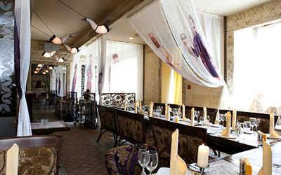 Банкеты ресторана Тбилисо на Сытнинской улице фото 3
