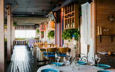 Банкетный зал ресторана Регатта (REGATTA) на Аптекарской набережной