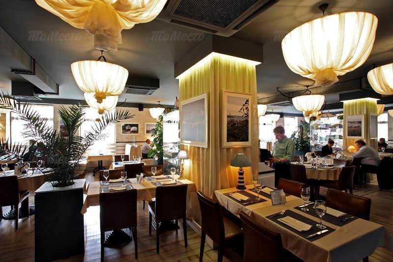 Меню ресторана Фиш Хаус на Гривцова (Fish House) в переулке Гривцова