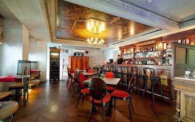 Банкетный зал бара, ресторана Хавьер (Daily Bar XAVIER) на Гагаринской улице