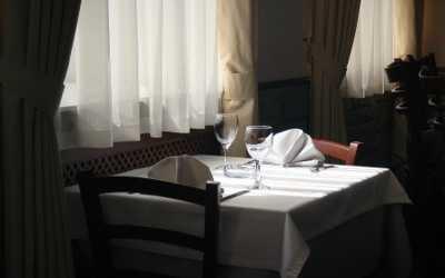 Банкетный зал ресторана Da Albertone на Миллионной улице