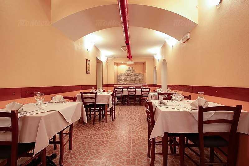 Меню ресторана Da Albertone на Миллионной улице