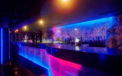 Банкетный зал ночного клуба, ресторана Шоу-Холл Атмосфера на Лесном проспекте