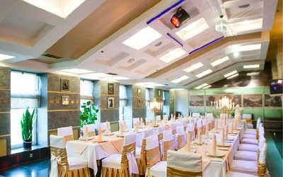 Банкетный зал ресторана Невский (Nevsky) на Невском проспекте
