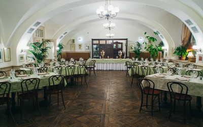 Банкетный зал ресторана Русская рюмочная №1 на Конногвардейском бульваре фото 1