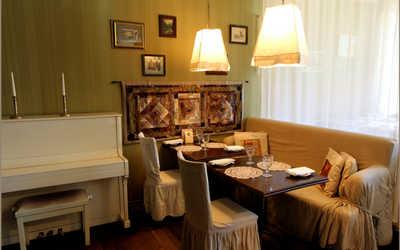 Банкетный зал ресторана Чеховъ на Петропавловской улице