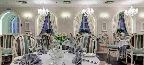 Меню ресторана Le Restaurant на Малом проспекте П.С.