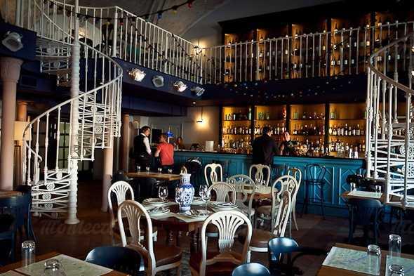 Меню бара, ресторана Любимое место 22.13 (22.13) на Конюшенной площади