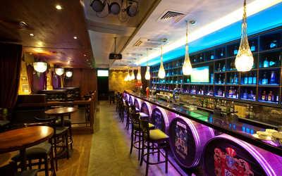 Банкетный зал пивного ресторана Abeerdeen (Абердин) на Литейном проспекте