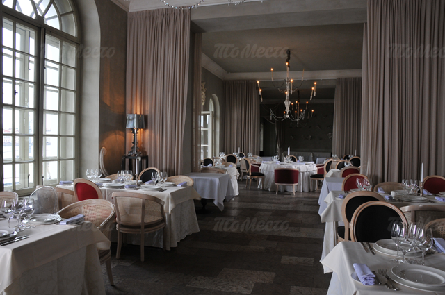 Меню ресторана Bellini (Беллини) на Университетской набережной