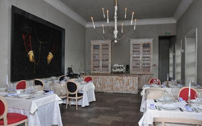 Банкетный зал ресторана Bellini (Беллини) на Университетской набережной