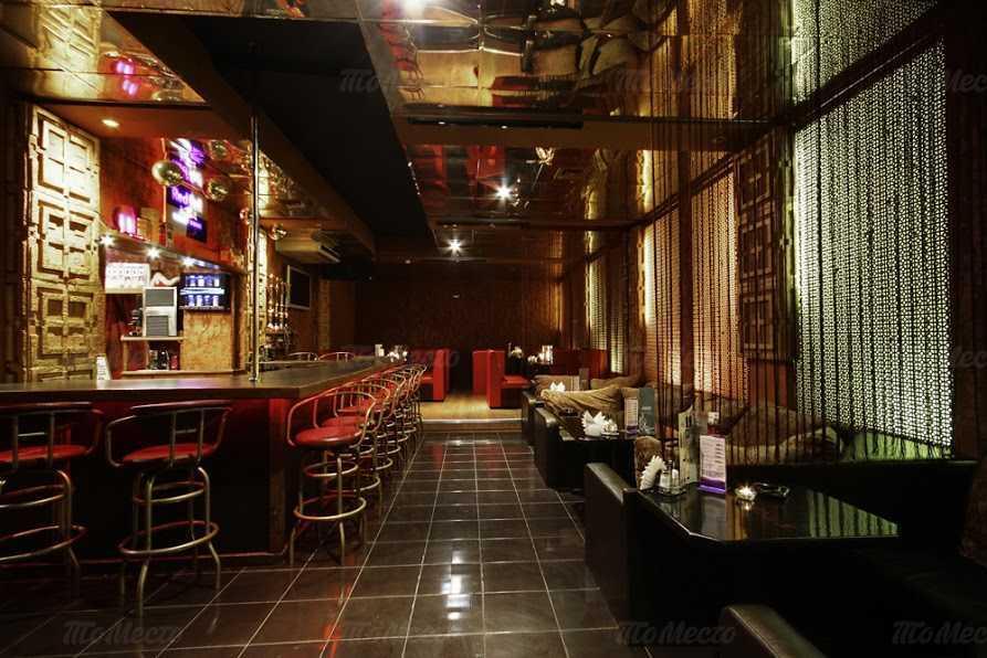 Меню ночного клуба Chica Bar на Заневском проспекте