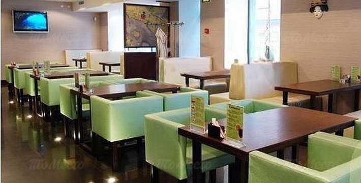 Меню ресторана Акари на Лиговском проспекте