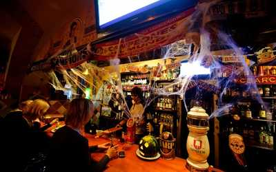 Банкетный зал бара Барслона на проспекте Чернышевского фото 3