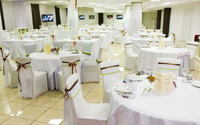 Банкетный зал ресторана Амарена (Amarena) на Гаккелевской улице фото 3