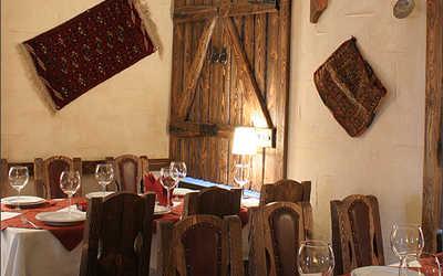 Банкетный зал ресторана Апшерон на Казанской улице
