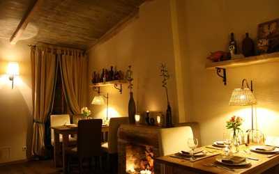 Банкетный зал ресторана Арагви на набережной реки Фонтанки