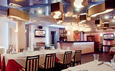 Банкетный зал ресторана Арагоста (Aragosta) на улице Достоевского фото 3