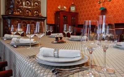 Банкетный зал ресторана Эмираты на проспекте Стачек фото 3