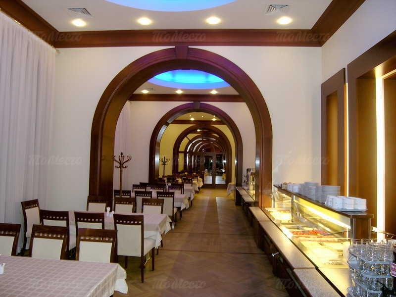 Меню ресторана Ассамблея на Лиговском проспекте