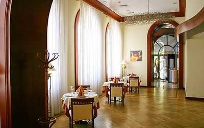 Банкетный зал ресторана Ассамблея на Лиговском проспекте