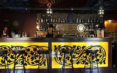 Банкетный зал бара Шиша / Shisha на Литейном проспекте