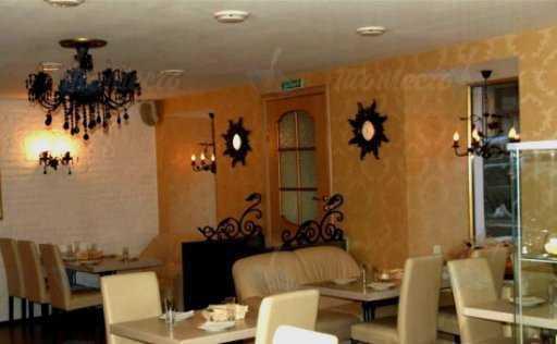 Меню ресторана Базилик в Столярном переулке