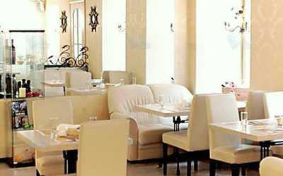 Банкетный зал ресторана Базилик в Столярном переулке