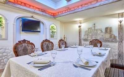 Банкетный зал ресторана Баку на Садовой улице фото 1