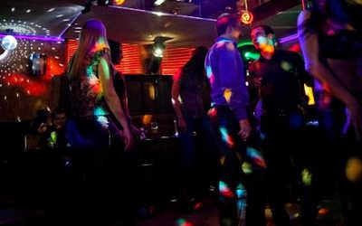 Банкетный зал бара, кафе, ночного клуба Пьер на улице Белинского