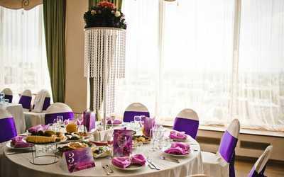 Банкетный зал ресторана Азимут на Лермонтовском проспекте фото 2