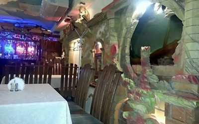 Банкетный зал ресторана АнИ на Софийской улице фото 3