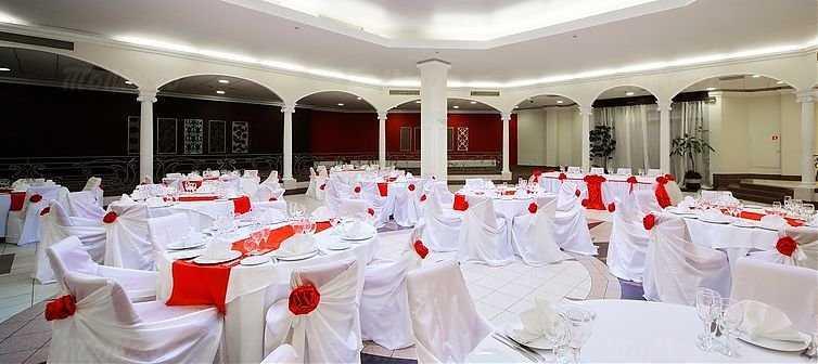 Меню ресторана Атриум (Atrium) на площади Победы
