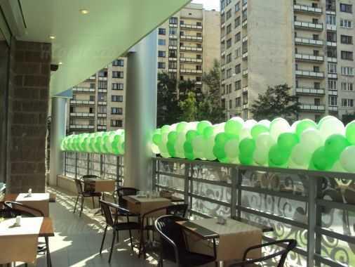 Меню ресторана Бергамот на улице Беринга