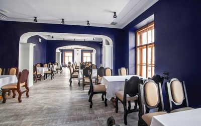 Банкетный зал ресторана Дворец Олимпия (Olympia Palace) на Литейном проспекте фото 2