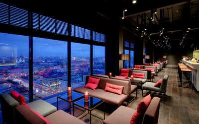 Банкеты бара Sky Bar (Скай Бар) на Лермонтовском проспекте фото 3