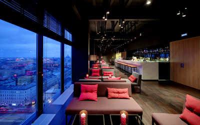 Банкеты бара Sky Bar (Скай Бар) на Лермонтовском проспекте фото 2