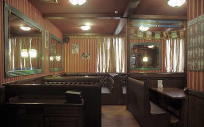 Банкетный зал паба, пивного ресторана БИРРБУРГ (BIRRBURG) на Ленинском проспекте фото 1