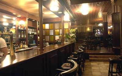 Банкетный зал паба Молли Салливан (Molly Sullivan) на Малом проспекте П.С. фото 2