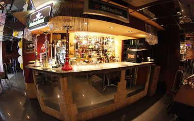 Банкетный зал бара, ночного клуба Нова (Nova) на Бухарестской улице